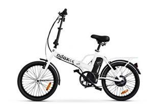 Nilox E Bike X1 New Elektrisches Fahrrad Faltend Weis One size 310x205 - Nilox E-Bike X1 New, Elektrisches Fahrrad Faltend, Weis, One size