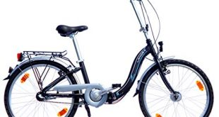 24 Zoll Lander Faltrad 3 Gang Alurahmen Nabendynamo StVZO Ausstattung schwarz 310x165 - 24 Zoll Lander Faltrad 3 Gang Alurahmen Nabendynamo StVZO-Ausstattung schwarz matt