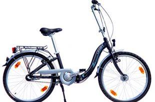 24 Zoll Lander Faltrad 3 Gang Alurahmen Nabendynamo StVZO Ausstattung schwarz 310x205 - 24 Zoll Lander Faltrad 3 Gang Alurahmen Nabendynamo StVZO-Ausstattung schwarz matt