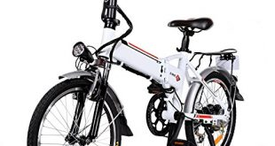 Elektrofahrraeder 36V 8AH Lithium Batterie Faltrad MTB Mountainbike E Bike 7 310x165 - Elektrofahrräder 36V 8AH Lithium Batterie Faltrad MTB Mountainbike E-Bike 7 Speed Fahrrad Intelligence Elektrofahrrad (Weiß, 20 Zoll)