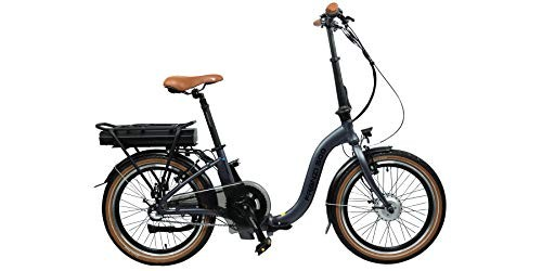 Blaupunkt FRANZI 500   Falt-E-Bike, Tiefeinsteiger, Klapprad, StVZO, 20 Zoll, leicht, Klapprad, Faltrad, e-bike, kompakt